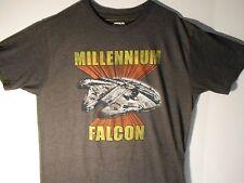 Star Wars MILLENNIUM FALCON t-shirt Mens Size L(42/44)Han Solo, Chewbacca, Lando