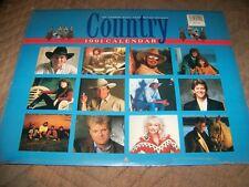 COUNTRY MUSIC FOUNDATION 1991 CALENDAR