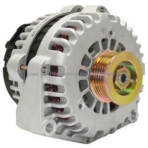 Remanufactured Alternator  Quality-Built  8237603