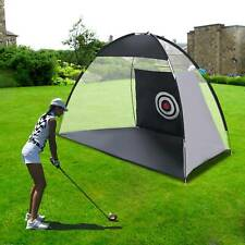 200*135cm Golf Practice Cage Training Driving Hit Net Oxford Cloth Polyester