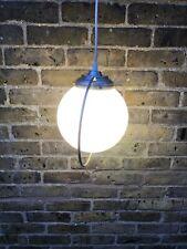 Mid Century Globe Pendant Light