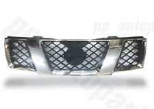 FRONT CHROME GRILLE ABS GRID GRILL NISSAN FRONTIER NAVARA D40 2005 06 07 08 2009