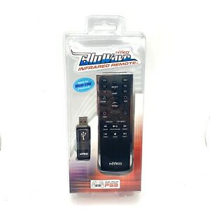 NYKO Bluwave Infrared Remote Control for Playstation 3 (PS3)Blu ray Sealed