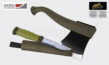 Mora of Sweden AB Morakniv® Axe & Knife Outdoor Kit MG  Olive Green