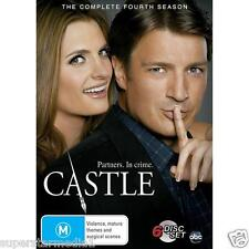 Castle Season 4 : NEW DVD