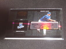 SHAWN CAMP SIGNED AUTOGRAPHED PACK PULLED CERTIFIED BASEBALL ROOKIE CARD #'D
