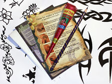Henna Tattoo Kit, Great designs ready to use good dark staining henna twa