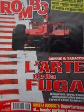 Auto & Sport ROMBO 48 1997 con maxi poster Jacques Villeneuve campione mondo