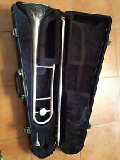 Yamaha YSL 445 SE Posaune Trombone Tenorposaune silber mit Koffer