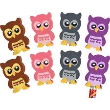 Hoot Owls Pencil Topper Erasers - Hoot Owls