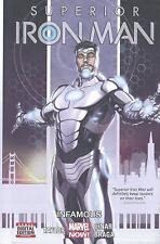 Superior Iron Man Volume 1: Infamous-ExLibrary