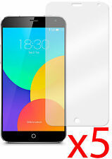 Hellfire Trading 5x Screen Protector Cover Guard for Meizu MX4