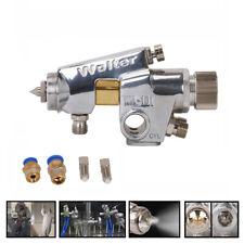 WA-101 Pneumatic Automatic Air Spray Gun Kit Paint Sprayer Industrial 0.8~1.8mm