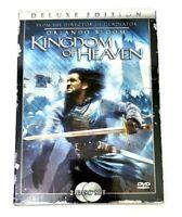 Kingdom of Heaven Deluxe Edition DVD - Ridley Scott - Orlando Bloom - 2-Disc Set