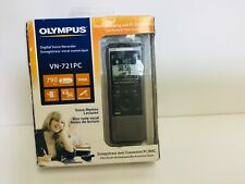 Olympus VN-721PC 2GB Portable Audio Digital Voice Recorder 790 New FREE SHIPPING