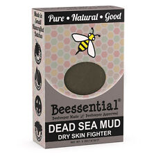 Beessential All Natural Dead Sea Mud Small Batch Bar Soap