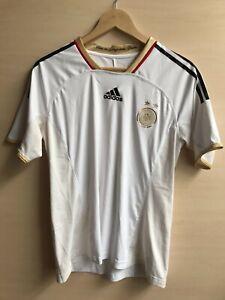 Frauen Deutschland 2011/2012 home Sz L Women Germany Adidas shirt jersey soccer