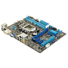 ASUS P8H61-M LX2 (Rev 3.0), LGA 1155/Sockel H2 Micro-ATX Motherboard