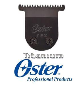 Oster TITANIUM TEX T-BLADE for Pro Cord/Cordless,Mini Max,Vorteq,Teqie,O'Baby