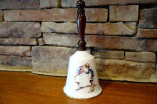 Vintage 1979 Norman Rockwell Beguiling Buttercup Bell Gorham Fine China