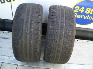 2 x Pirelli 235 x 35 R19 85V N-1 Sotto Zero W240 M+S TOP! Wintergebrauchtreifen