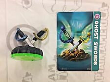 Skylanders Spyro's Adventure Ghost Sword Figure Activision 2011