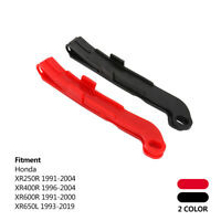 Chain Slider Guide Protector for Honda XR250R XR400R XR600R XR650L Motocycle Red