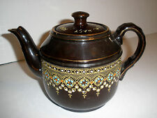 World War II Teapot For USA BRITAIN AND DEMOCRACY Gorgeous Piece of History!!