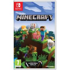 Nintendo Minecraft - Bedrock Edition (Nintendo Swith, 2018)