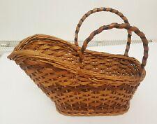 Basket Wine Bottle Holder - Used