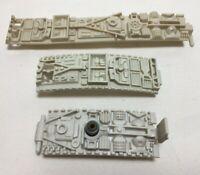 Star Wars Millennium Falcon 1979 Original Battery Cover Side Trim Panels Part