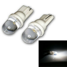4 pcs T10 194 W5W 1 LED Pure White Dome Instrument Car Bulb Lamp SLCA