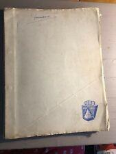 [8584 - B14] Catalogue Guide - Ford Mercury La servo direction Pages 71 - 127