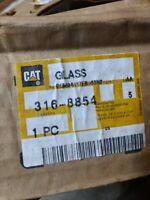 Front Lower Window Cab Glass fits Caterpillar CAT 311B 312B 315B 315BL 317BN