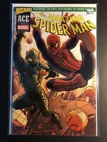 AMAZING SPIDER-MAN  #14  WIZARD ACE EDITION VARIANT 2002  MARVEL