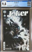 The Joker #2 Second Printing CGC 9.8