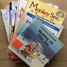 Lot of 25 Level 1 Readers Children Pre-K - 1 Learn to Read