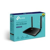 TP-Link Archer MR200 v.5 AC750 Router with SIM-card slot  4G / Wi-Fi , SMS/USSD
