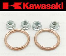 Exhaust Manifold Gasket Repair Set Kawasaki Bayou 400 93-99 # Prairie 400 97-02