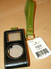 NEW: Kate Spade Mini iPod Case Green Carry Carrier Handle Bag Pocket Portable