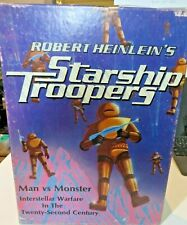 Robert Heinlein's STARSHIP TROOPERS, 1976 Vintage Board Game, Avalon Hill