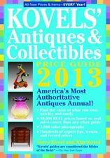 Kovels Antiques and Collectibles Price Guide 2013