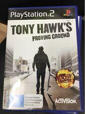 tony hawks proving ground PS2