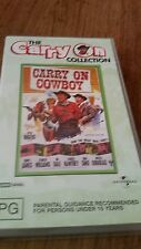 CARRY ON COWBOY - SIDNEY JAMES, KENNETH WILLIAMS - VIDEO  VHS TAPE