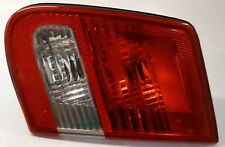 03-07 SAAB 93 9-3 Sedan Rear Right Passenger Trunk Lid Tail Light 12785764 Bulbs