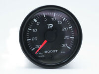 45mm Boost Gauge PSI Scale - Miniature Turbo Gauges Meter Electrical White LED