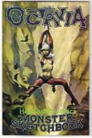 OCTAVIA MONSTER & SKETCHBOOK 1, NM, Mike Hoffman, 2006, more indies in store