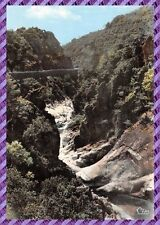 Postcard - VALGORGE _ Gorges of the Beaume