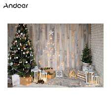 Andoer First Birthday Photography Backdrop Photo Studio Background Props 5x7FT