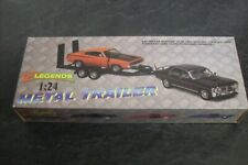 Diecast 1/24 Scale Car Trailer